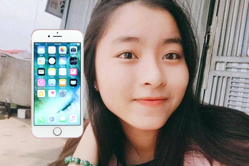 14-yr-old schoolgirl electrocuted while using iPhone in bed